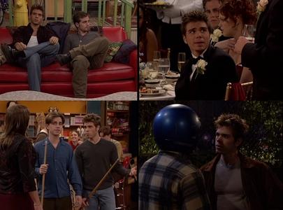 Jack (Matthew) in four pics. :)
