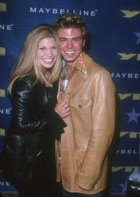Matthew with his co-star, Danielle Fishel. :)