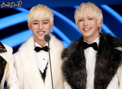 Him Chan, and Dae Hyun.:}