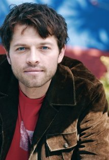 Misha Collins. If you're familiar with him, I think there's no reason to explain why.