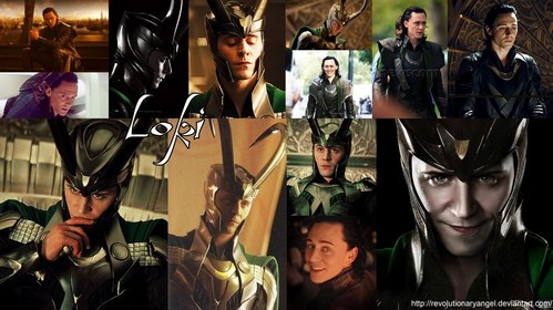 i fucking love Loki Laufeyson so much