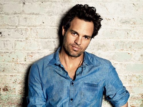 mark ruffalo sometimes pretty hot!^^