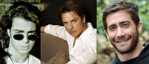 I have three, Joey Lawrence, John Barrowman & Jake Gyllenhaaal. <333