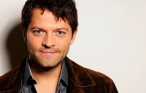Misha Collins, on my hottie radar since the Season 4 premiere of অতিপ্রাকৃতিক
