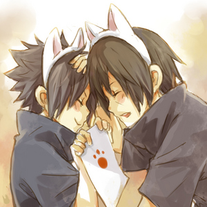 I would Say Itachi. He did everything for Sasuke even if it ment lying to him
