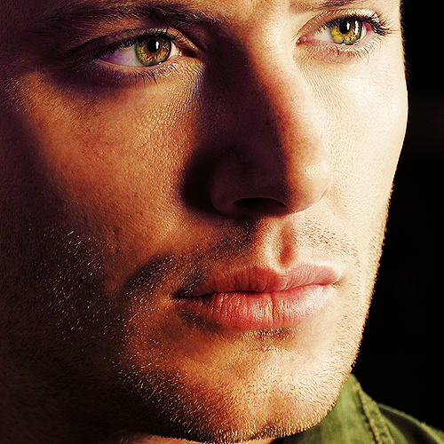 Jensen Ackles is damn sexy
