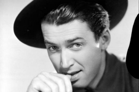 young Jimmy Stewart!