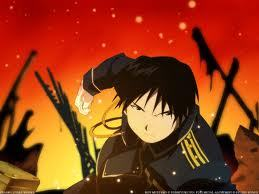 Some people might not like me anymore because of this but.... Roy mustang from fullmetal alchemist. Someone needs to soco some sense into him! Also Sosuke Aizen and gin, gim Ichimaru from Bleach. America, Prussia, France, Denmark,and Spain from Hetalia. And Grell, undertaker, and Viscount Of Druitt from Kuroshitsuji....