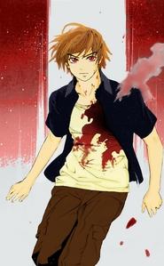 Tskune Ano from Rasario+Vampire