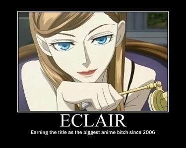 I want to soco Eclair...so...hard....