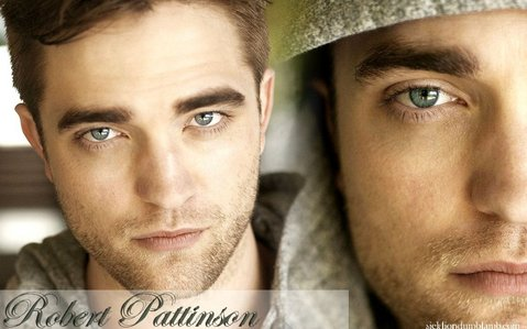 my gorgeous and handsome Robert<3