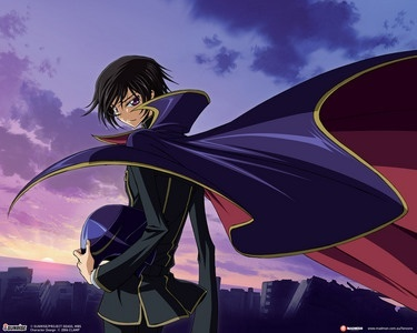 Favorite: Vash the Stampede from Trigun segundo Favorite: Lelouch Lamperouge from Code Geass: Lelouch of the Rebellion