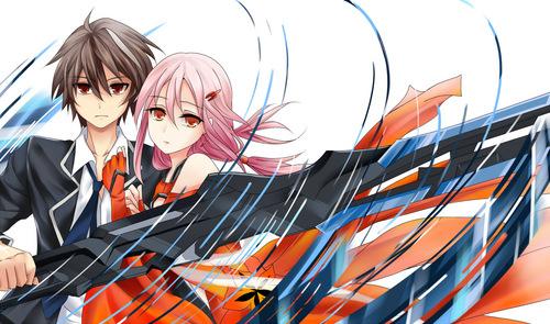 Inori and Shu~!