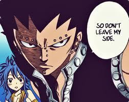 I personally really cinta Gajeel and Levy from Fairy Tail