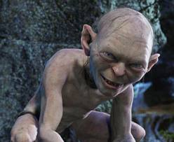 My favourite character is definetely Sméagol aka Gollum.