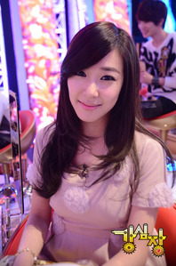 ...Tiffany is prettier♥