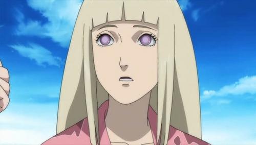 Shion from Naruto.