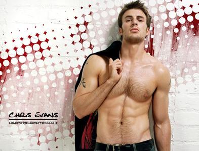 Hehe, Chris Evans X3