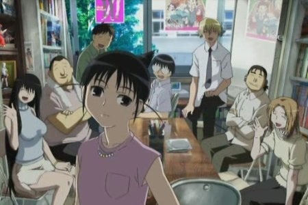 Everyone here except Saki ((the girl to the far right))