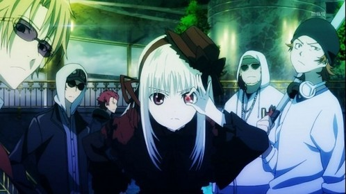 K Project~<3