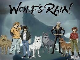 волк Rain made me cry :(