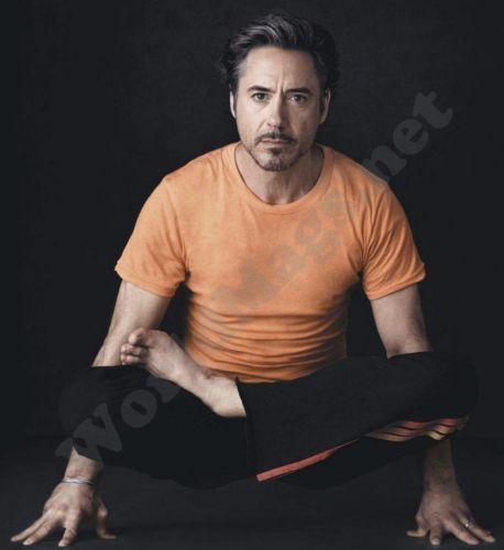 barefoot sporty Downey