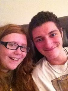 Me and my boyfriend. X3