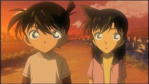 Ran Mouri and Shinichi Kudo <3