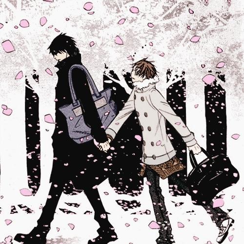 From Sekai Ichi Hatsukoi Manga~<3