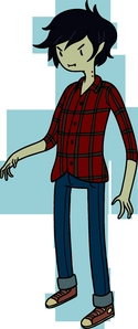 i cant stop thinking about marshall lee right now ^_^