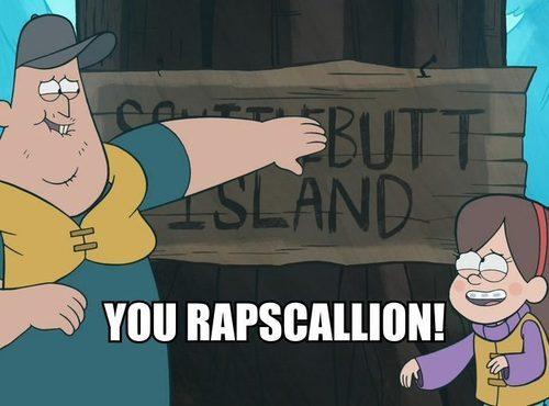 lol you rapscalliun