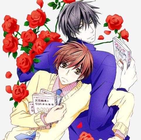 My 가장 좋아하는 is Nostalgia/ Masamune X Ritsu from Sekai Ichi Hatsukoi~<3