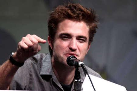 my Robert pointing at me..I mean us(haha)<3