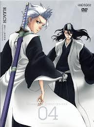 well i got 2 toshiro and byakuya well my bahagian, atas is byakuya then toshiro