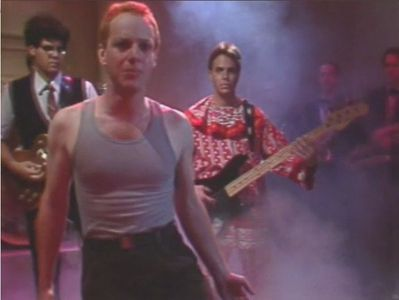 Danny Elfman in Private Life
