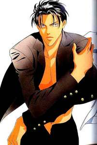 iwaki-san no other anime/manga boy is as beautiful and sexy as he is <333