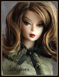 silkstone barbie...