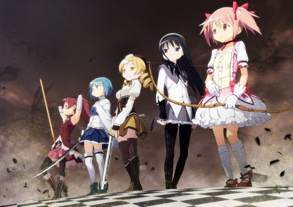 Puella Magi Madoka Magica is the saddest one I've seen, also Clannad and Bokurano.