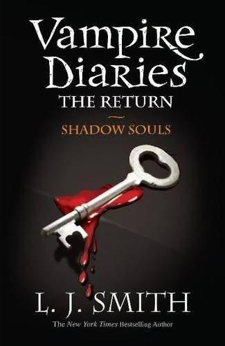 Shadow Souls. I can't believe Damon is human now.