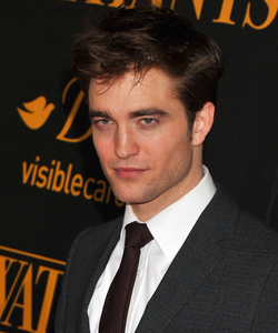 my smooth and sexy faced Robert at the Water for Elephants premiere<3