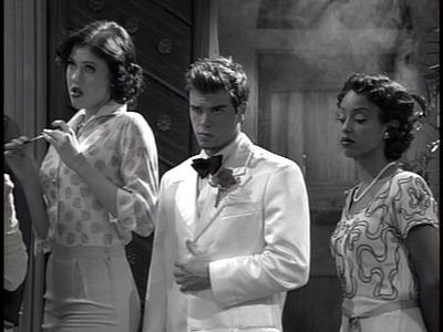 Matthew in the 1940's looking so fine!!! :P