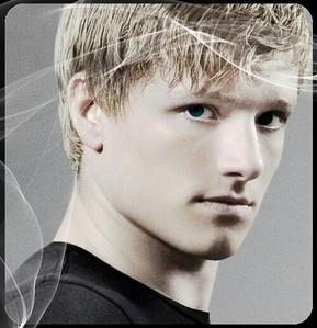 Peeta!!!!!!! (Unless Cato is shirtless!)