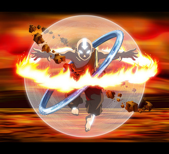People always tease my last name oleh calling me the 'Avatar' cause my last name is Ang. So... Aang from avatar the Last Airbender ^_^