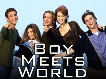 Ben Savage Rider Strong & Will Friedle - Boy Meets World :)