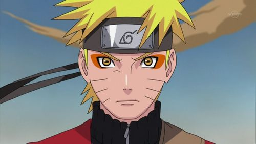 Well Naruto is the main character of Naruto/Naruto Shippuden.