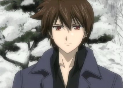 Kaze no Stigma: The main character is Kazuma, and he has what's called the stigma of the wind. Does that count??