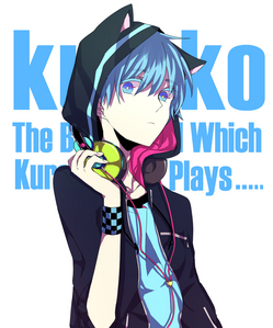 Kurokocchiiii!!! X3 His name is in the anime!! : Kuroko no Basuke!!! :3