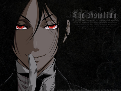Kuroshitsuji/Black Butler which is Sebby~~