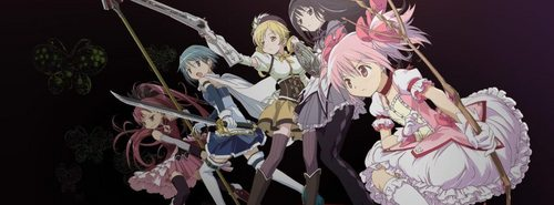 What about Puella Magi Madoka Magica? It is a magical girl series but believe me, it's FAR away from being called 'cute'