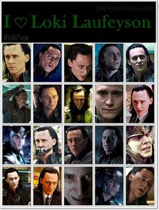 thinking about loki <3 <3 <3